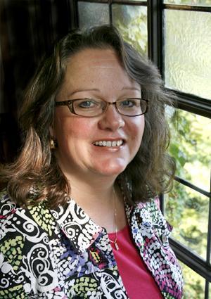 Laura Blake Jones
