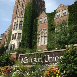 Image of Michigan Union
