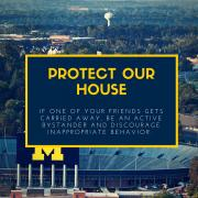 "Poster for ""Protect Our House"""