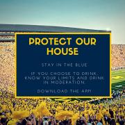 """Poster for """"Protect Our House"""""""
