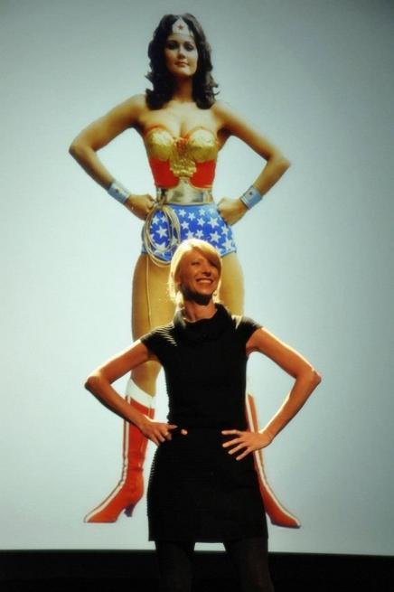 Amy Cuddy & Wonder Woman