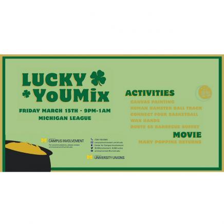 CCi's Lucky YoUMix